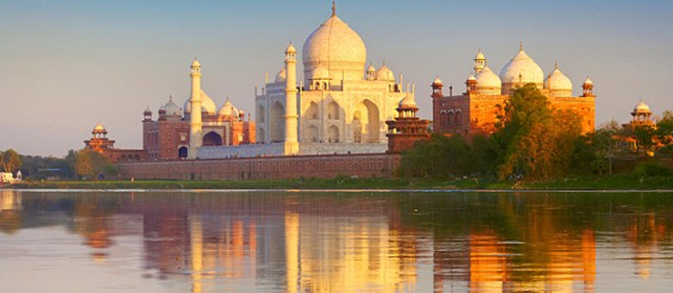 Taj Mahal Tour with Mumbai