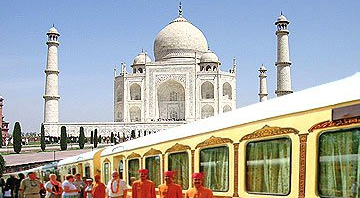 Special Tours with Taj Mahal