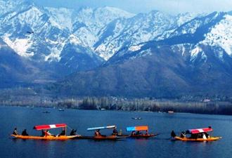 Tourist Spots In Kashmir