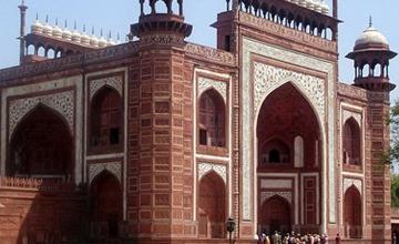 Architecture of Taj Mahal