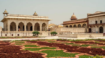 Agra Fort Tour