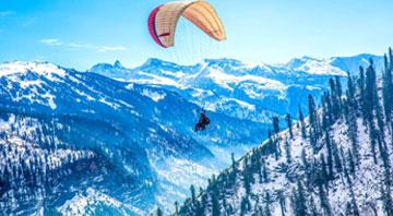 Himachal Pradesh Tourist Sites