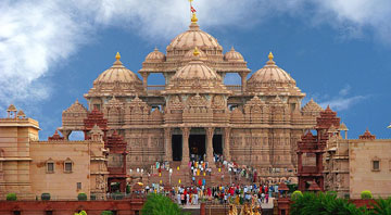 Tourist Spots in Gujarat